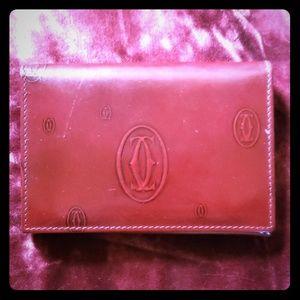 Cartier AUTHENTIC cardholder/wallet